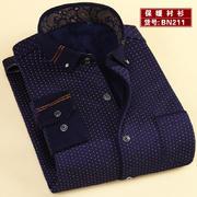 2016新款真超保暖衬衫BN211