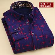 2016新款真超保暖衬衫BN293X