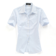 女士工装衬衫DVG2002(可用同货号长袖裁短袖)