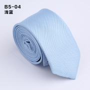 佐马仕新款男士韩版商务休闲窄领带B5-04