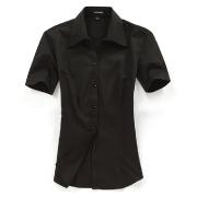 女士工装衬衫DVG01-203(可用同货号长袖裁短袖)