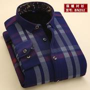 2016新款真超保暖衬衫BN252