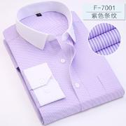 2017春季新款長袖襯衫F-7001