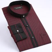 佐马仕特价男士工装立领衬衫80057