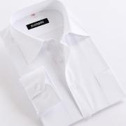 佐马仕新款男士修身款职业装工装衬衫X1202