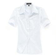女士工装衬衫DVG2005(可用同货号长袖裁短袖)